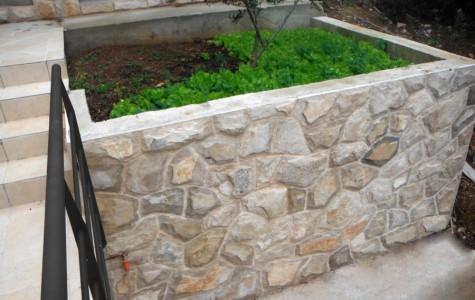 Izrada kamenih zidova